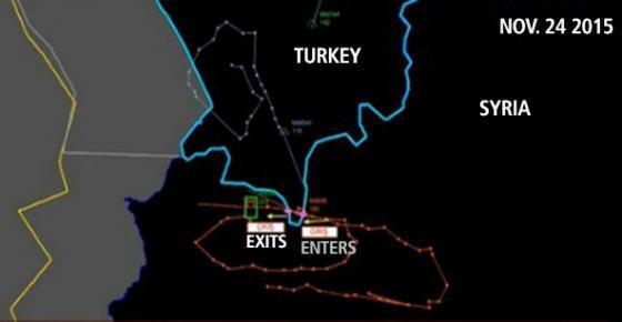 mapka od Davutoglu